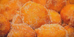 Sonhos de Natal Vegan – cenoura, maçã ou abóbora VEGANA