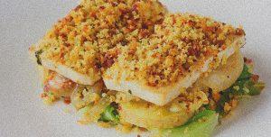 Tofu com broa VEGANA para o dia de Natal