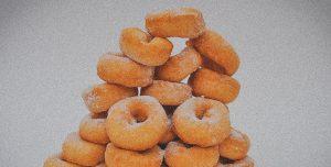 Donuts vegan para a sua sobremesa