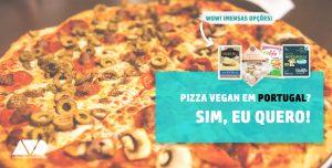 Quer mais pizzas vegan em Portugal? Assine esta petição!
