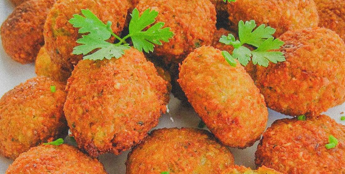 Receita de Falafel: o Médio Oriente no seu prato