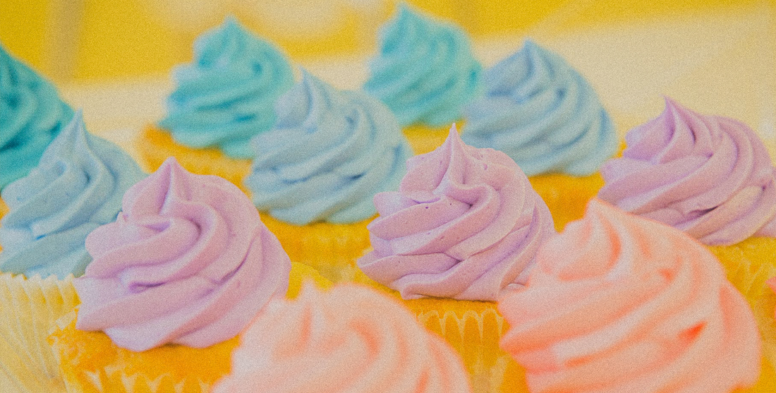 Coberturas para cupcakes Veganas