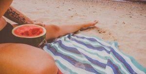 O que comer na praia? Veja as nossas sugestões de comida vegan