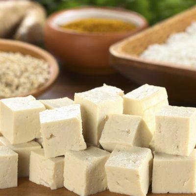tofu - fontes de cálcio
