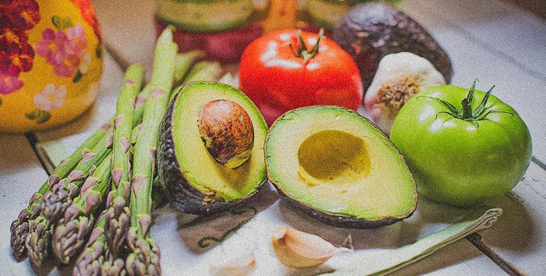 benefícios da alimentação vegan