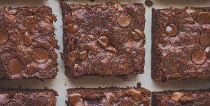 Brownies vegan para as suas sobremesas