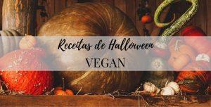 Receitas de Halloween vegan para celebrar em grande!