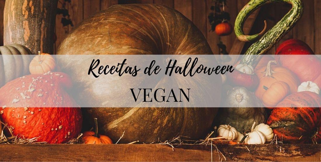 Receitas de Halloween vegan