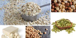 Alimentos ricos em fósforo: principais alimentos vegetais