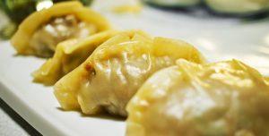 Empanadas chinesas
