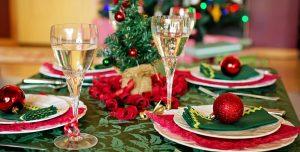 Dicas para montar uma mesa de Natal vegan