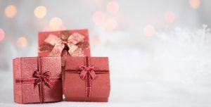 Ideias de presentes de Natal vegan para oferecer