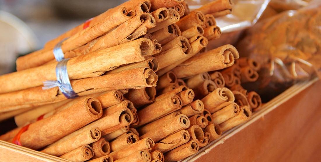 Benefícios da canela para a nossa saúde